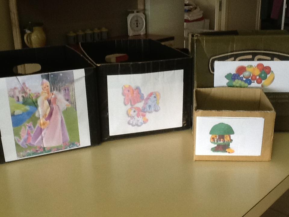 My Little Pony Metal Toy Storage Unit Box Organiser Kids: Diary Of A Nifty Mum