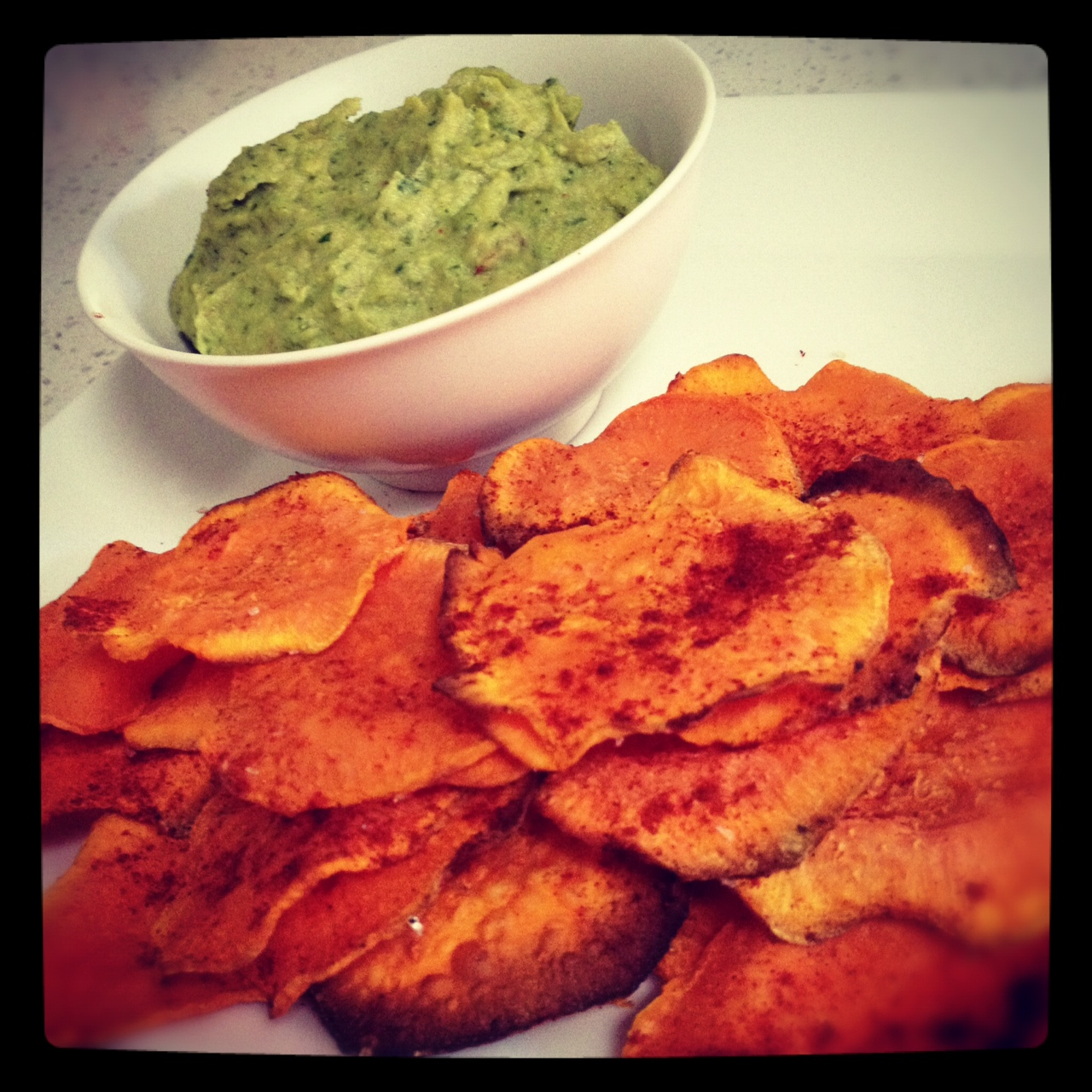 paleo chips and dip – Diary of a Nifty Mum